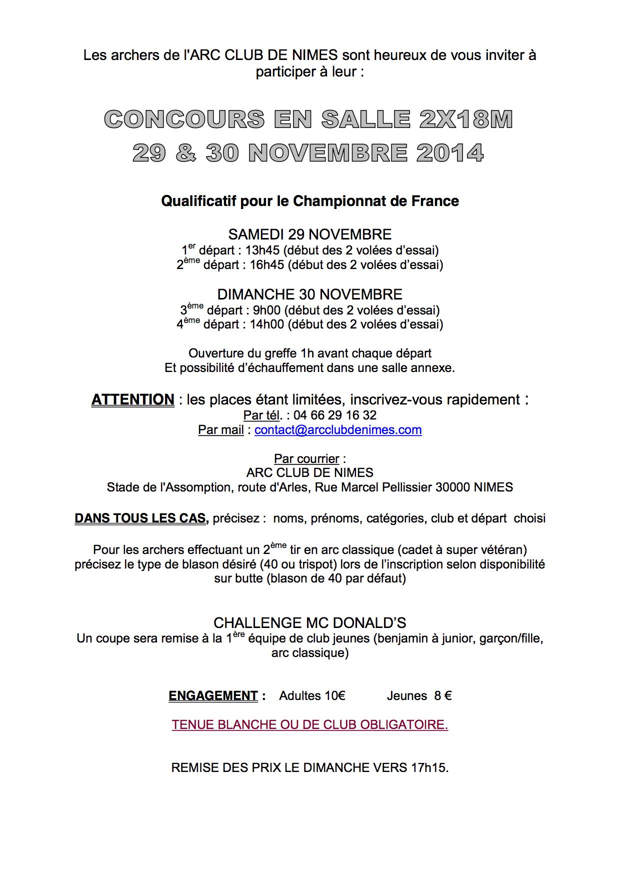 Mandat salle 29 et 30 novembre 2014