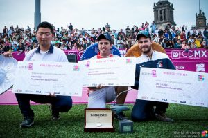 Finale Coupe du Monde 2015 - Crédit World Archery