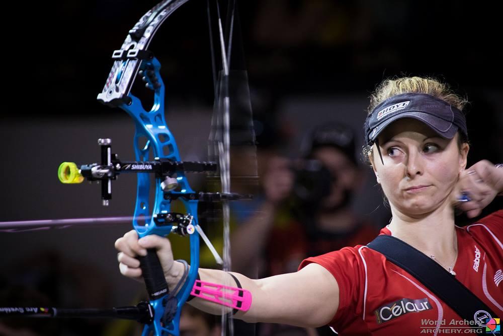 Vandionant Vegas 2016 - Crédit World Archery