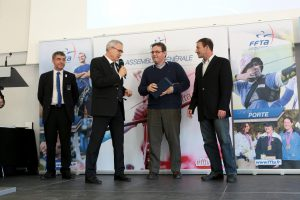 Elections FFTA, l'ARc Club de Nîmes à l'honneur