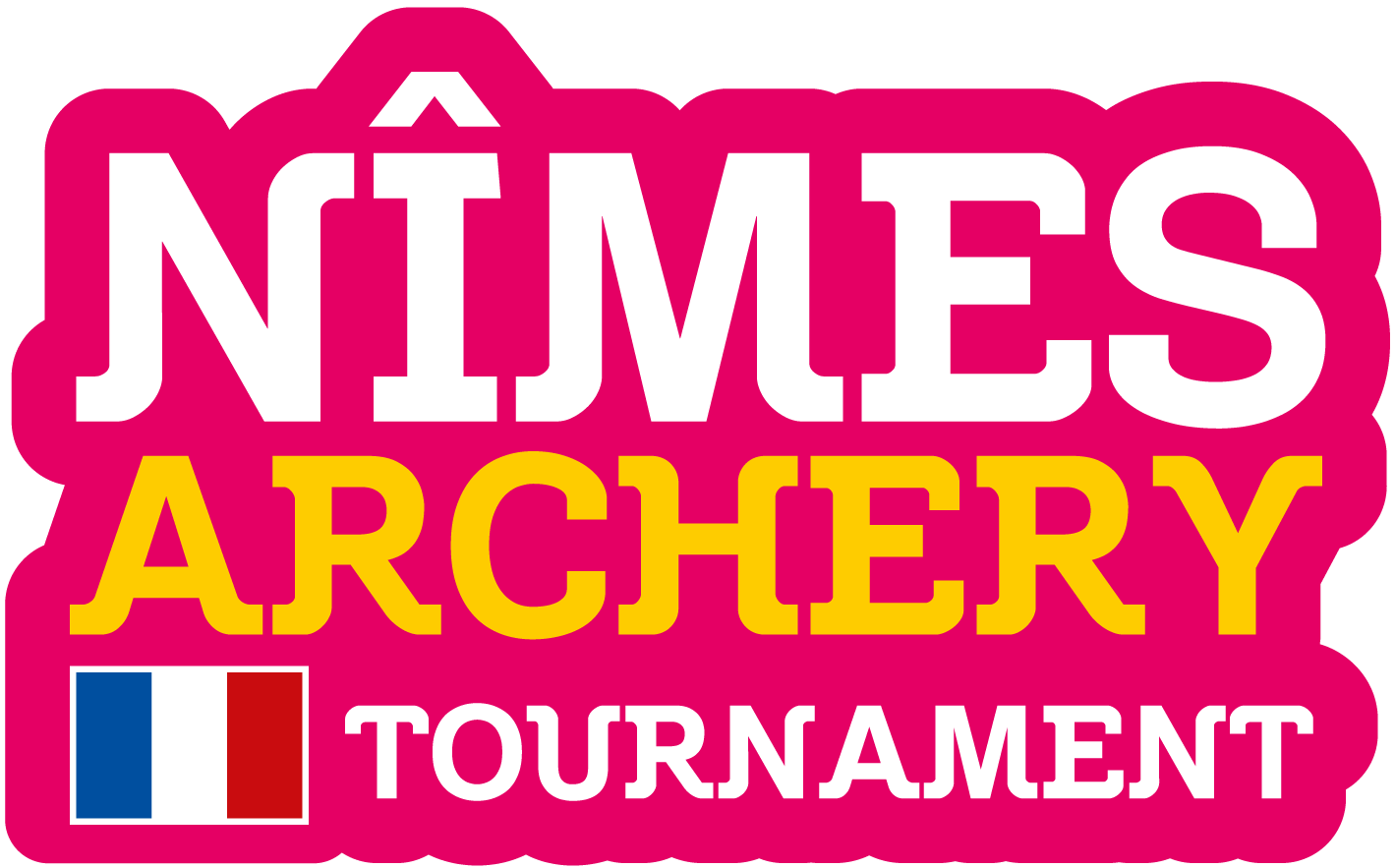 Logo Nimes Archery Tournament