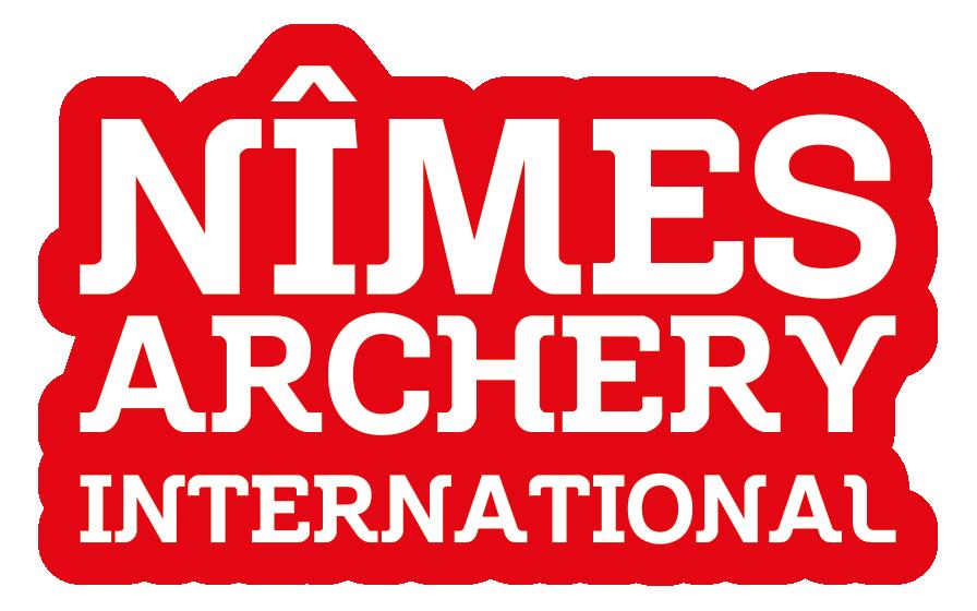 Logo Nîmes Archery International