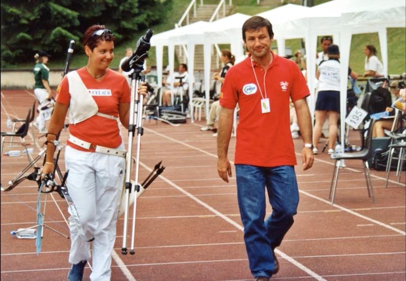 Aurore Trayan et Olivier Grillat